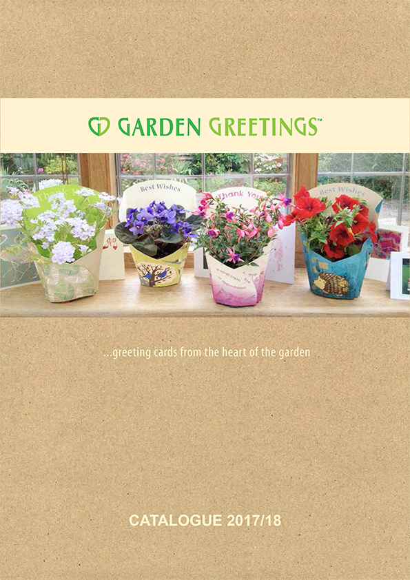 Garden Greetings Catalogue